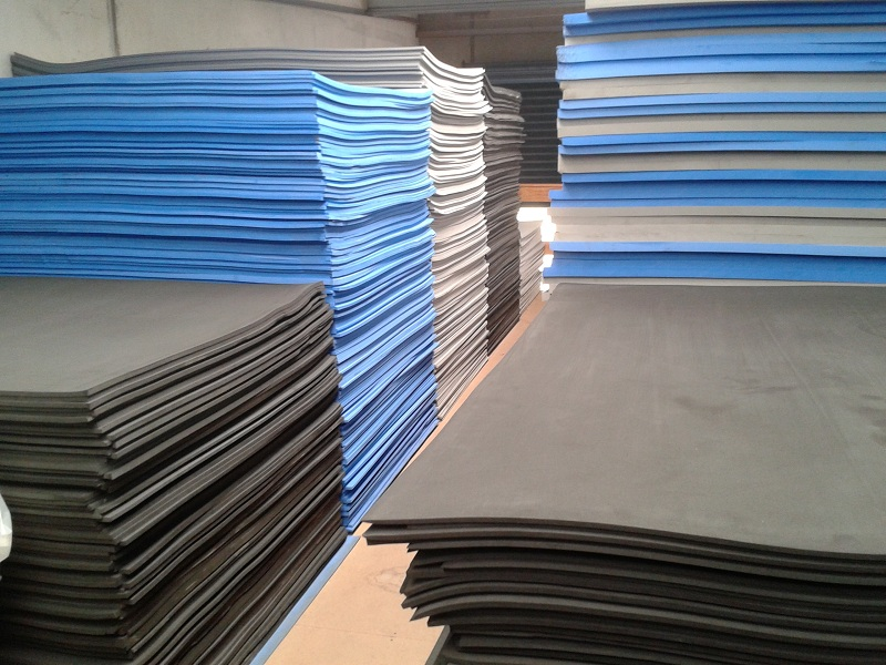 Eva Foam Sheets Nz Rubber And Foam