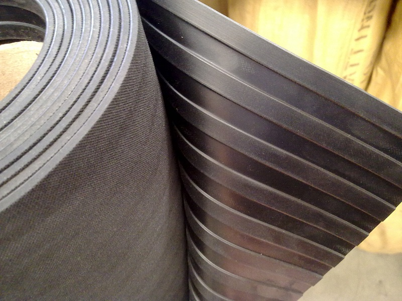 Wide Ribbed Matting Nz Rubber And Foam